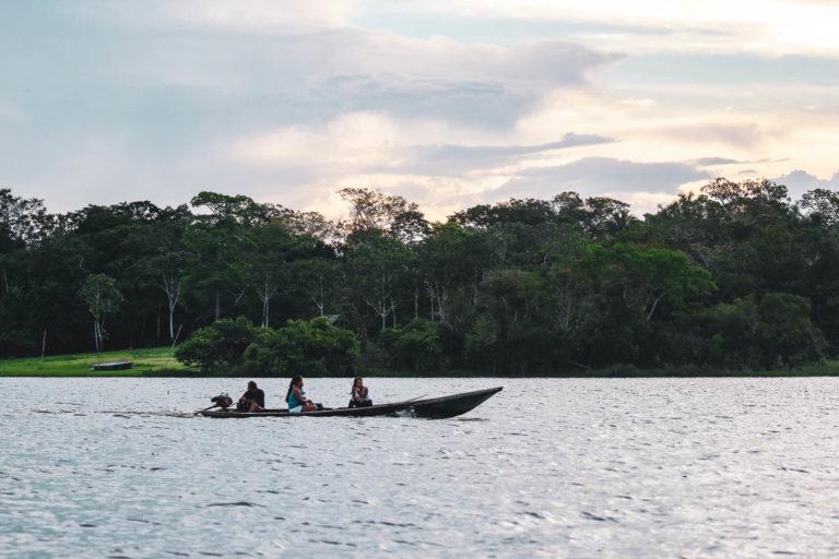 Uni Rao Ecolodge. Pucallpa, Peru