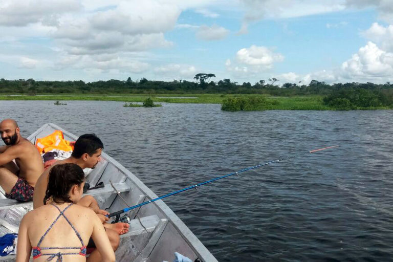 New Year in the Amazon jungle with piranhas and walks to magical places