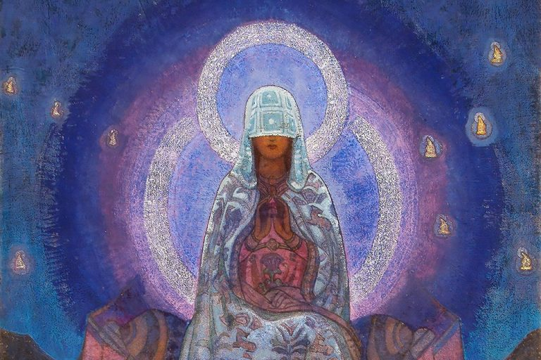 Nicholas Roerich, «Mother of the World».
