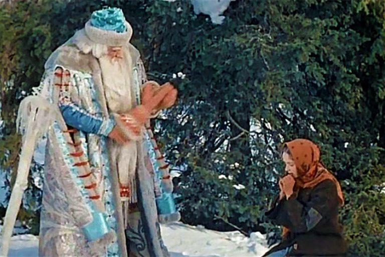 Близится Новый год… Время древних ритуалов